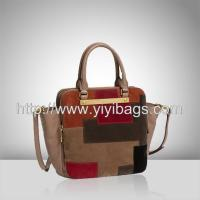 V456- Bolsos de cuero, fashion design suede tote bag handbag