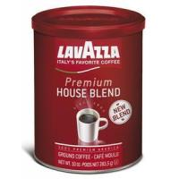 China Lavazza Premium House Blend - 10 oz Ground Coffee Can on sale