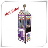 Quality Prize Game Machine Lolly Shop candy crane machine for sale