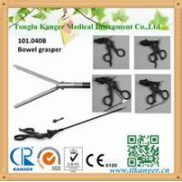 Quality Minimal Invasive Surgery Laparoscopic Stainless Steel Bowel grasping forceps for sale