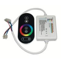 Quality Wireless RF RGB Remote LED Light Strips Controller DC12-24V for sale