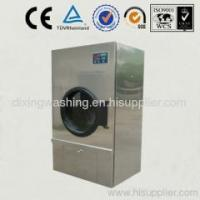 China Form finisher Full Automatic Commercial Dryer Machine on sale