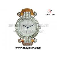 China Watches ladies Woman crystal watch on sale