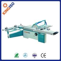 Quality MJ6122TD woodworking precision sliding table sandwich wood cutting panel saw machine for sale