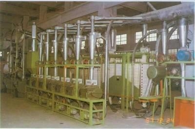 Buy 19-30TPD wheat flour milling plant-6FTF-19 at wholesale prices