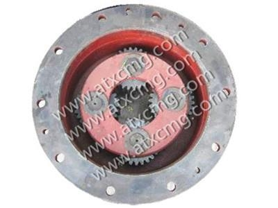 China Wheel loader parts 83240200 planetary reductor assembly XCMG wheel loader ZL50G SPARE PART