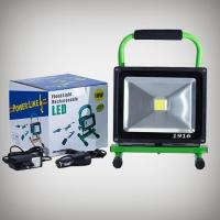 Quality 30W LED Chargeable Floodlight for sale