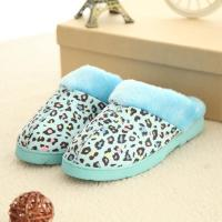 Buy cheap Leopard PV plush lady slipper(KL-S-108) from wholesalers