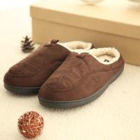Buy cheap Suede fabric men slipper(KL-S-112) from wholesalers