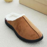 Buy cheap Suede fabric men slipper(KL-S-208) from wholesalers