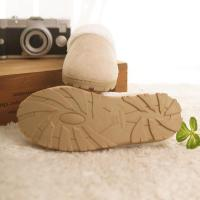 Buy cheap suede fabric women slipper(KL-T-012) from wholesalers