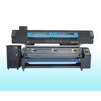 Quality Audley QS8000-3 sublimation flag printer with double 5113 head Thermal Cautery Knife for sale