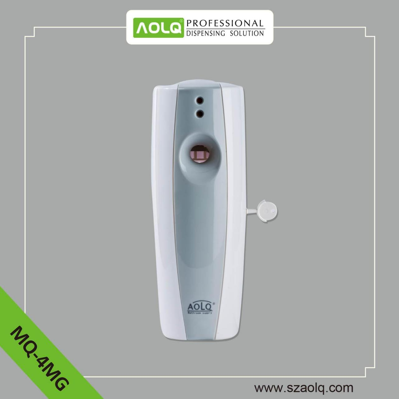 China Aerosol Dispensers MQ-4MG Automatic air spray dispenser (CE Approved) on sale
