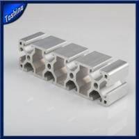 Quality 40mm with 10mm T Slot aluminum t-slot frame 6000 series 40160 t slot aluminum for sale