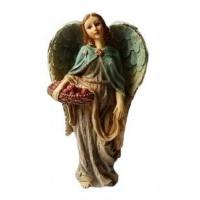 Resin religious crafts souvenir religious mary statues