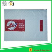 Quality white color printed poly bubble mailer for sale