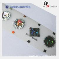 Quality Personalized Custom Hologram Hot Stamping Foil with Security Printing for sale