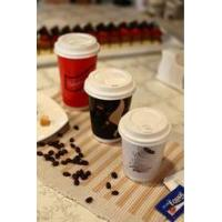 eco-friendly 12oz double wall coffee paper cup