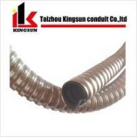 Quality Galvanized steel conduit tube with pvc coated for sale