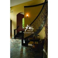 Wrought iron railing-R-07