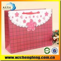 Quality recycled brown paper bag for sale