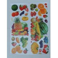 Quality full color Printed wall stickers with Lamination for sale