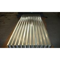 Semi-hard GI corrugated sheet