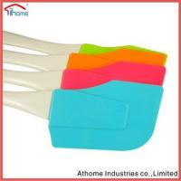Stocked,Eco-Friendly Feature and Food Grade Silicone + ABS,Silicone Material Spatula Set