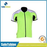 China Cheap high quality plus size Quick drying custom cycling jerseys on sale