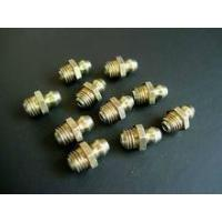 Buy Grease Nipple & Grease Fitting Straight grease fitting sizes BSPT1/8-28 at wholesale prices