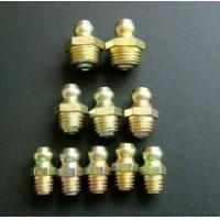 China Grease Nipple & Grease Fitting high quality grease nipple type on sale