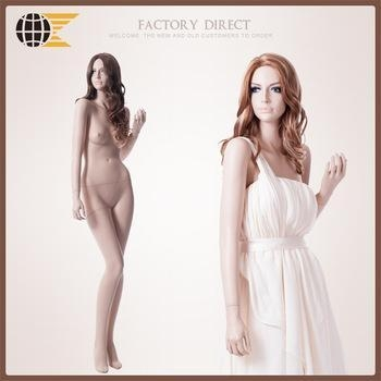 Buy cheap standing realistic female mannequin ROS-07 on sale at wholesale prices