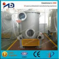 Quality Pulping equipment 0.6m2 paper pulp pressure screen for sale
