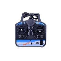 Quality Multicopter Flight Controller 6 channel RC Flight Simulator Remote Control for Helicopters for sale