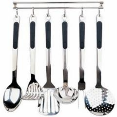 Kitchen tool set 6pcs stainless steel kitchen tool set of for Kitchen tool set of 6pcs sj