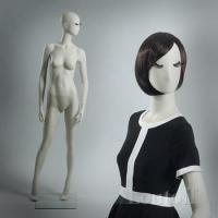 China new design fashion female mannequins with base for window display on sale