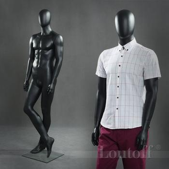 Buy Hot selling egg head male mannequin dummy for sale at wholesale prices