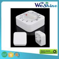 Quality Kitchen Tools 60 Minute Mechanical Timer with Loud Alarm for sale
