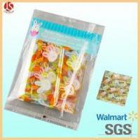 China Large plastic Easter basket wrapping films gift wrapping sheets rabbit design on sale