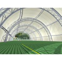 Quality Basketball court membrane structure for sale