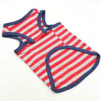 Pet Clothes Dog Stripes T-shirt