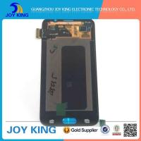 Quality For Samusng spare part mobile phone lcd assembly for samsung galaxy s6 lcd display original for sale