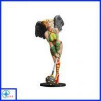 Buy cheap XMT custom company make your own Japanese anime nude sexy girl figurine with wings from wholesalers