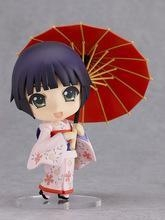 Buy Customize japan resin lovely girl doll with umbrella kid toy or home decoration at wholesale prices