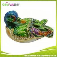 Quality Small quantity wholesale home decoration custom jewelry box for sale