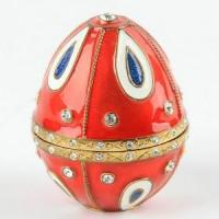 China High Quality jewelry boxes wholesale india jewelry boxes manufacture china egg shape jewelry box on sale