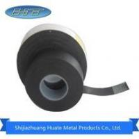 Quality black high voltage waterproof self fusing rubber tape for sale