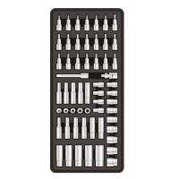 Quality Tool Sets 57-pc 1/4 for sale