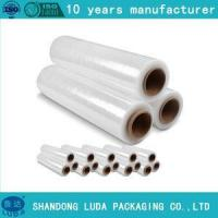 Quality BOPET stretch film for packaging transparent polyester cling wrap film for sale