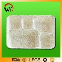 Quality Hot Sales biodegradable disposable microwave lunch box for sale